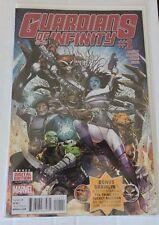 GUARDIANS OF Infinity #1 VF/NM SECRET WARS Marvel