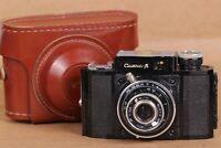 Smena M Camera LOMOGRAPHY LOMO 35mm USSR GOMZ Vintage Russian Soviet