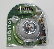 Vu-Me Photo Golf Ball Digital Photo Frame Display up to 70 Photos New !