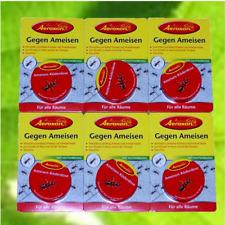 Aeroxon Ameisenköder Köderdose Ameisen-Falle 6 Stück °GB