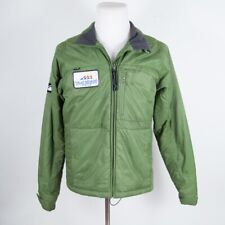 Lippi Puffer ski snowboard Jacket w Ski patches from Chile Rossignal Full Zip