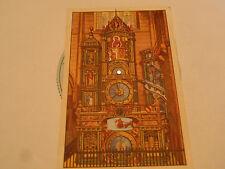 CPSM strasbourg horloge astronomique cathédrale, caléidoscope