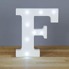 Up In Lights The Original Light up Letters - Letter F