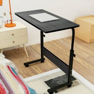 Height Adjustable Notebook Laptop Computer Desk Portable Table Sofa Bed Tray