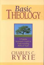 BASIC THEOLOGY - RYRIE, CHARLES C. - NEW HARDCOVER BOOK