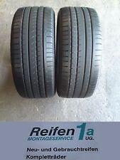 245/40ZR18 93Y  Pirelli PZero Rosso AO Sommerreifen 2 Stück gebr.