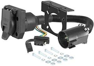 Auto Plus/Curt Manufacturing 55774 Electrical Connectors - Trailer Connector Kit