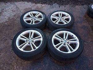 "Vauxhall Insignia A 2009 - 2013 18"" Alloy Wheels SRI Set 245/45 R18"
