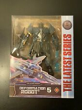 Deformation Robot 5 - THE LATEST SERIES - BRAND NEW - NO ASSEMBLY