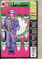 Joker Last Laugh Secret Files #1-2001 vf 8.0 And Origins DC Batman Mary Marvel
