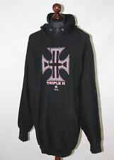 Triple H wrestling mens oversized jumper hoodie Size XXL