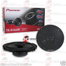 "BRAND NEW PIONEER 6.5-INCH 6-1/2"" CAR AUDIO COAX 2-WAY SPEAKERS PAIR 500W MAX"