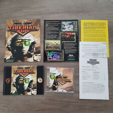 Command & Conquer: Tiberian Sun, Westwood, PC CD-ROM (+ cut front/back of box)