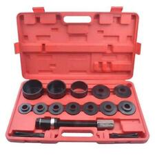 19pcs Master Set Front Wheel Hub Drive Bearing Removal Install Service Tool Kit