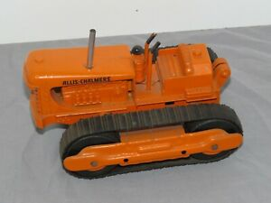 Vintage Allis Chalmers Crawler Tractor CUSTOM older 1960's SHARP