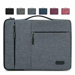 Housse Ordinateur Portable 15 15.6 Pouces Antichoc Étanche Sacoche de Protection