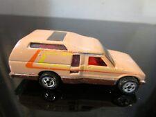 Hot Wheels Minitrek 1980 Hong Kong Vintage Scale Model Die Cast Car~