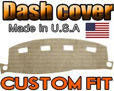 fits 2002-2005 DODGE RAM 1500 2500 3500  DASH COVER MAT DASHBOARD PAD /   BEIGE