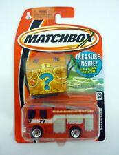 MATCHBOX DENNIS SABRE Treasure Inside Inside Die-Cast MOC COMPLETE 2004