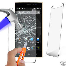 Anti-déflagration verre trempé protecteur d'écran pour Doogee F5