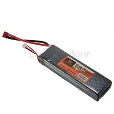 11.1V 3S1P 5000mAh 30C Lipo Rechargeable Battery For RC Helicopter/Airplanes/Car