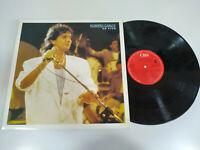 """Roberto Carlos Ao Vivo 1988 Edicion Portugal - LP Vinyl 12 """" VG/VG 2T"""