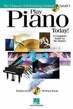 Play Piano Today! - Level 1: Play Today Plus Pack (The Ultimate Self-T-ExLibrary