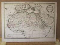 Vintage Print,AFRIQUE,Septentrionale,Lopie,1812