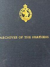 Lower Price with Antique Shipboard Artifact Rms Mauretania Heathen Archive 1908-1914 Pre Ww1 Other Historical Memorabilia