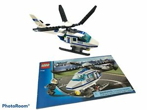 Lego POLICE HELICOPTER set 7741