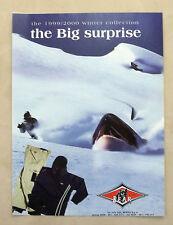 A988-Advertising Pubblicità-1999 - SURF BOARDS BEAR