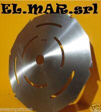 Disco taglio LEGNO e PVC diametro 230 mm foro 22,2 smerigliatrice angolare