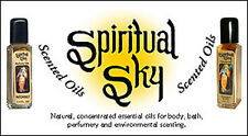 Spiritual Sky Scented Oil: 1/4 oz: You Pick the Fragrance! (Perfume Oils)