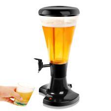 Dispensador De Cerveza Y Otras Bebidas Premium Con Camara De Hielo Extraible LED