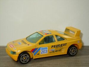 Peugeot 405 Rally - Bburago Italy 1:43 *53156
