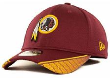 Washington Redskins New Era NFL Vertical Strike 39Thirty Stretch Fit Cap Hat S/M