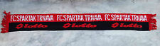SCIARPA FC SPARTAK TRNAVA LOTTO ULTRAS SCARF SLOVACCHIA SLOVAKIA no maglia shirt