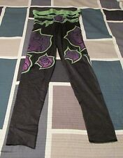 Ring Worn Adam Rose Pro Wrestling Tights WWE NXT Debut Rosebud