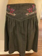 gorman Above Knee 100% Cotton Skirts for Women