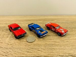 1968 Mercury Cougar Lot Hot Wheels Matchbox 2008 Red Blue 2014 2015 Track Aces