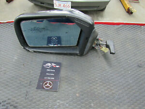 Mercedes-Benz OEM R107 560SL Left Drivers Outside Mirror Assembly 86-89