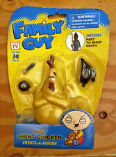 Family Guy Giant Chicken BUild Death Figure  NIP