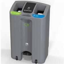 SteriBin Triple 270 Litres Office Recycling Bin