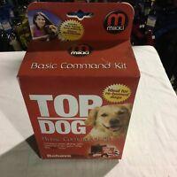 Dog Training Command Kit MIKKI Behaviour Puppy Tricks Reward Dog School Learn