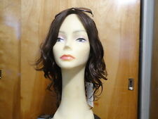 Malky Wig Sheitel European Multidirectional Wavy Hair Medium Brown 8-6 Small Cap