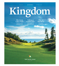 Kingdom Magazine Special Travel Issue 46 Summer 2019 Golf Magazine Arnold Palmer