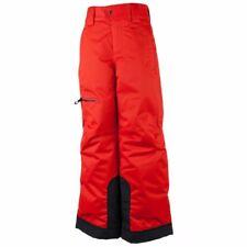 OBERMEYER RED SKI SNOW PANTS SIZE SMALL