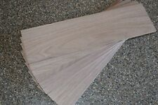 27 PIECES WALNUT THIN BOARDS LUMBER WOOD CRAFTS 1/8