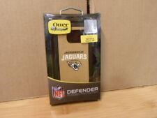 New NFL Samsung Galaxy S6 OtterBox Jacksonville Jaguars Defender Case w clip