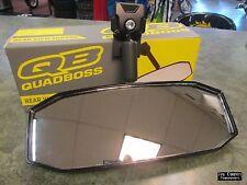Quadboss Rear View Mirror Polaris Ranger 900XP Ranger 1000XP with Pro Fit Cab